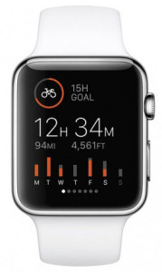 Strava voor Apple Watch