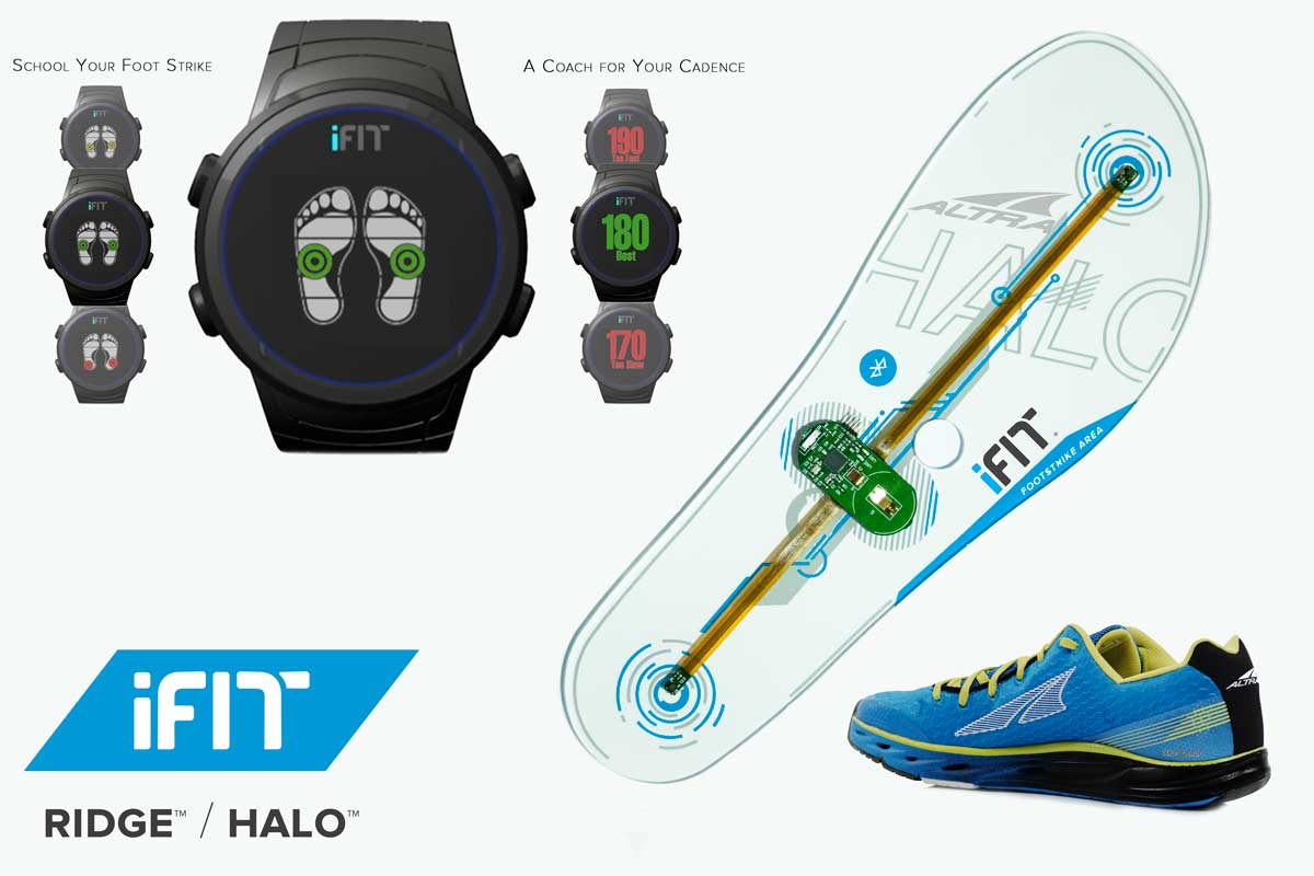 Altra Running onthult 'slimme' hardloopschoen Altra Halo