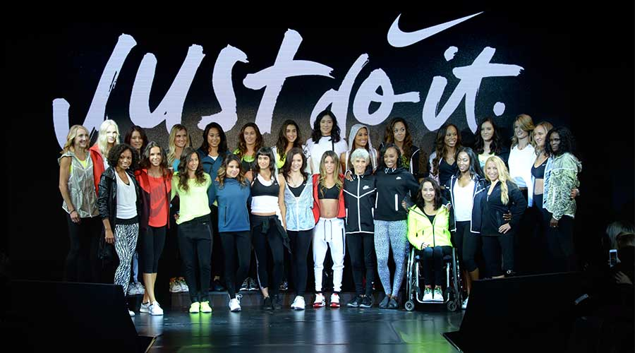 Nike Women Spring collection 2015