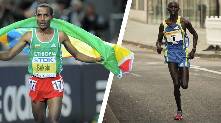 Mooie Battle in Manchester; Bekele vs. Kipsang