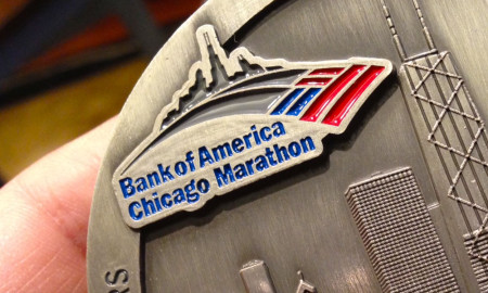 Chicago Marathon 2015