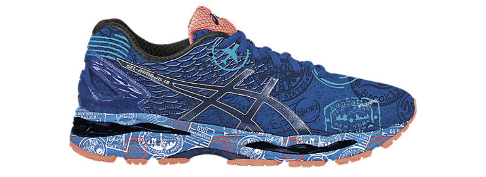 Asics Gel Nimbus 18 (heren)
