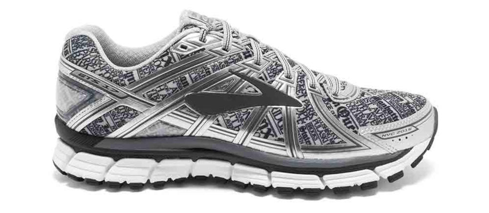 Brooks GTS 17 Adrenaline Gray Lady