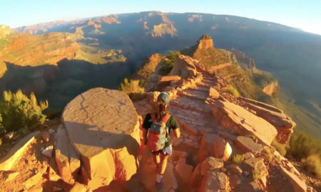 Bucketlist: Hardlopen in de Grand Canyon