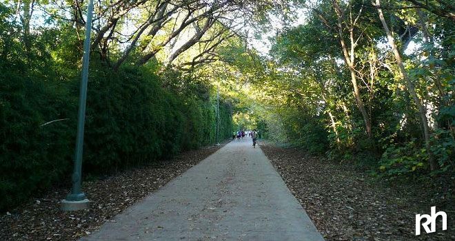 Running in Dallas; Katy Trail