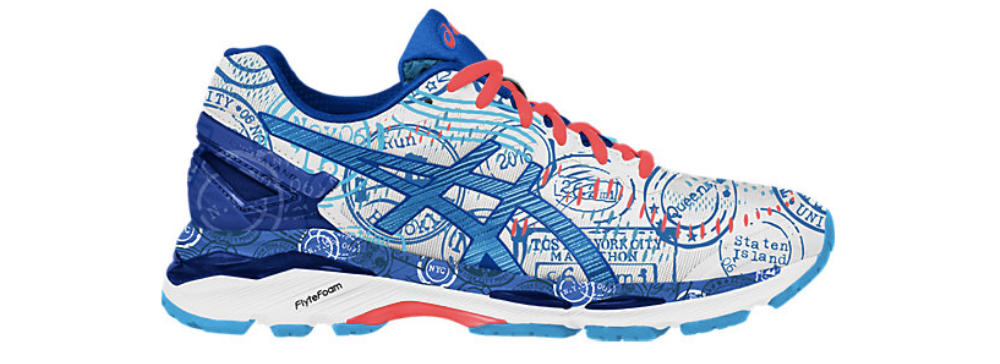 Asics Kayano 23 NYC (dames)