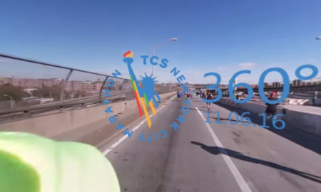 New York City Marathon 360º Video