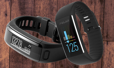Vergeleken: Polar A360 vs Garmin Vivosmart HR