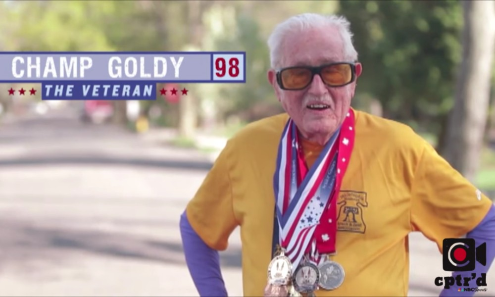 Going the Distance, Champ Goldy