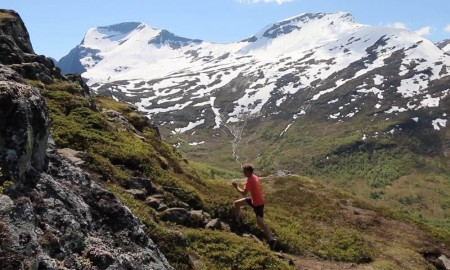 Video: Stranda Fjord Trail Race