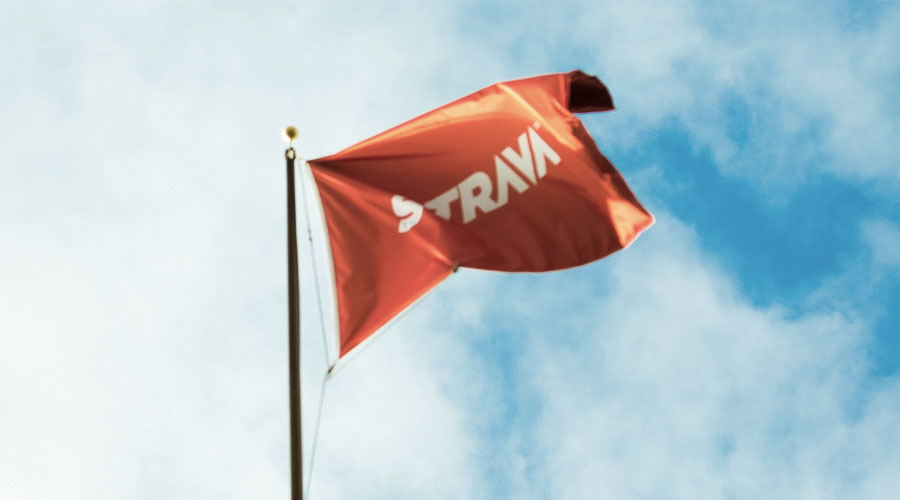 Trainingsplatform Strava