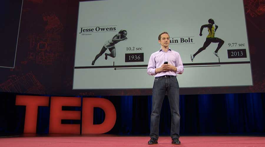 David Epstein TED-talk