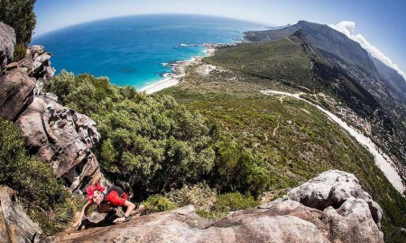 Trailrunning in Zuid-Afrika: Ultra Trail Cape Town