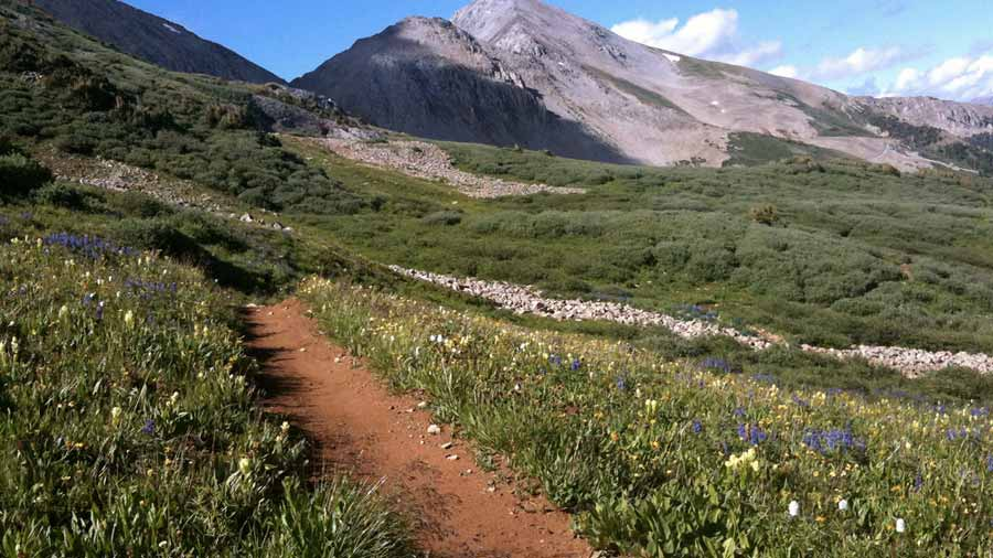 Running the Edge: The Colorado Trail