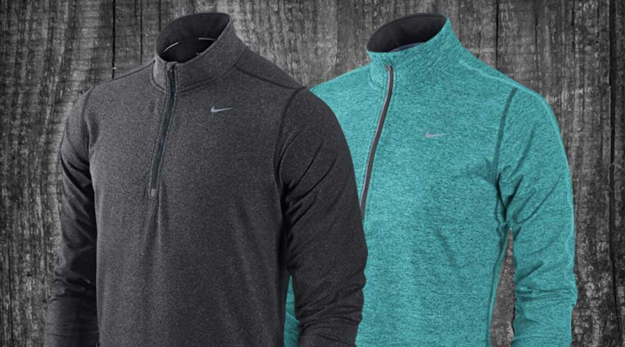 Win: Nike Element Longsleeve