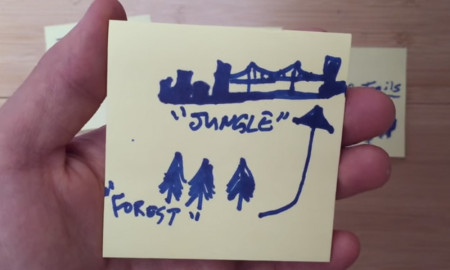 The Forest in the Jungle - a NYC trail running short