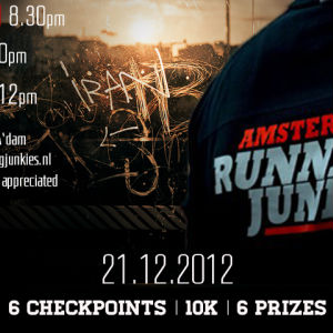 Running Junkies - End Of The World Race