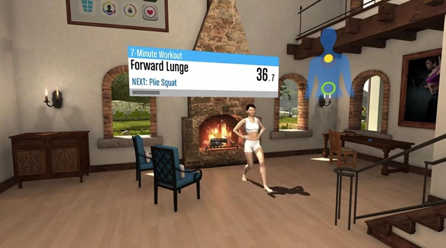 Runtastic stapt in virtual reality met Oculus Rift