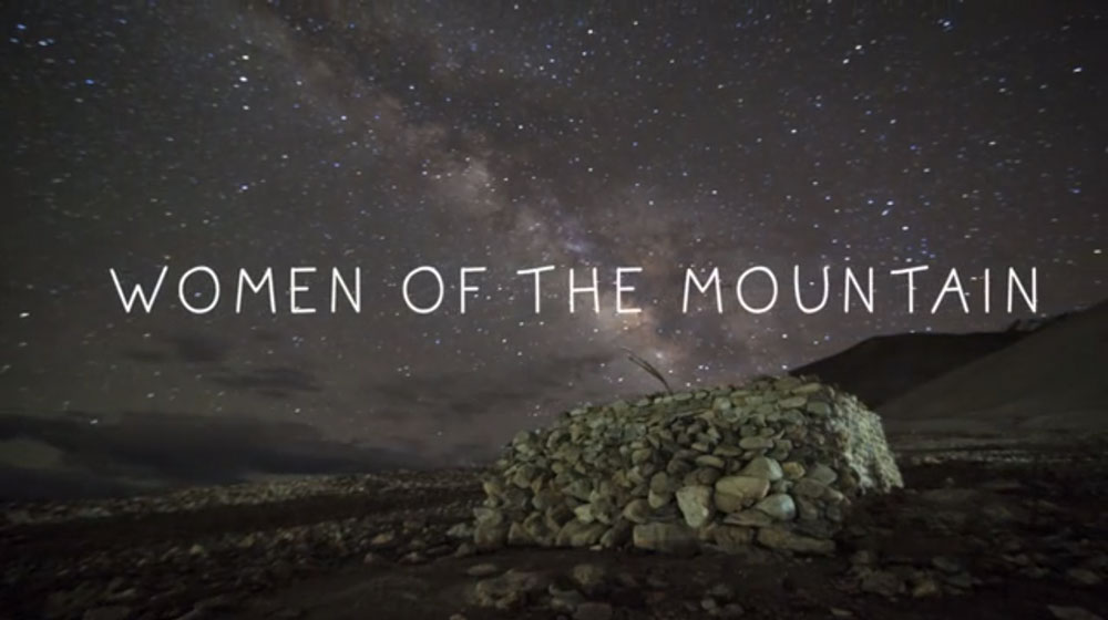 Women of the Mountains